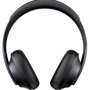 Bose Black Noise Canceling Headphones 700