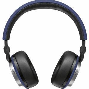 Bowers & Wilkins PX5 Blue On-Ear Noise Canceling Wireless Headphones