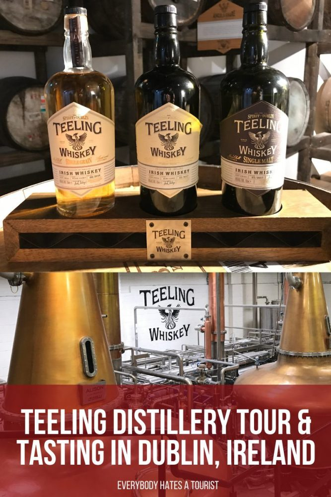 Teeling Distillery tour tasting in Dublin Ireland 667x1000 - Teeling Distillery tour & tasting in Dublin, Ireland