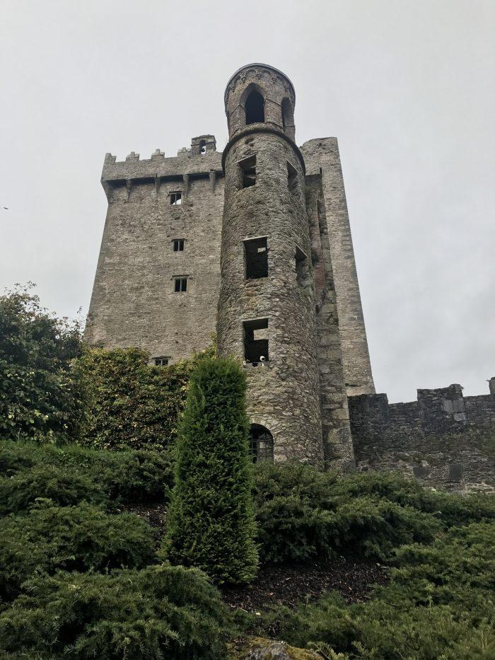 blarney castle tower 700x933 - Blarney Castle - Kissing the Blarney Stone for the Gift of Gab, history, gardens, & much more