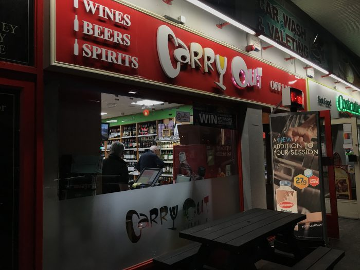 carry out killarney 700x525 - The best craft beer in Killarney, Ireland