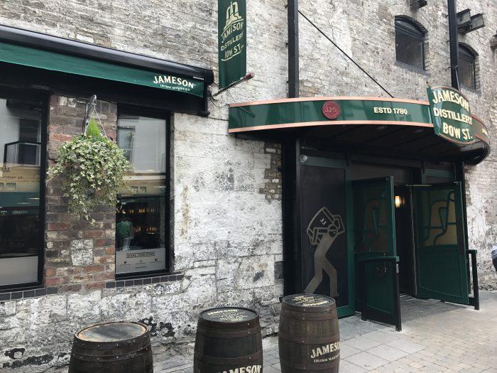 jameson distillery bow street dublin 700x525 - Jameson Distillery tour & tasting in Dublin, Ireland