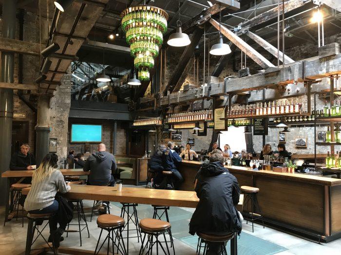 jameson distillery dublin bar tasting room 700x525 - Jameson Distillery tour & tasting in Dublin, Ireland