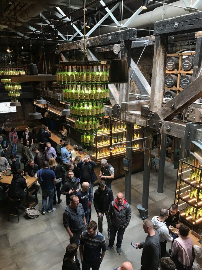 jameson distillery tour dublin bar 700x933 - Jameson Distillery tour & tasting in Dublin, Ireland