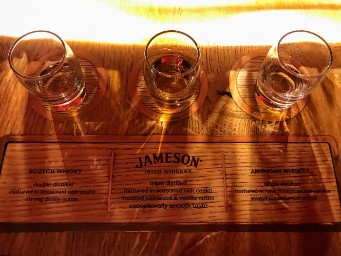 jameson distillery tour tasting dublin 700x525 - Jameson Distillery tour & tasting in Dublin, Ireland