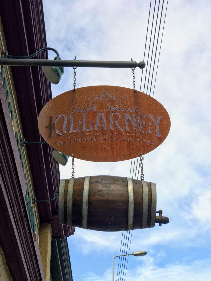 killarney brewing company 700x933 - The best craft beer in Killarney, Ireland