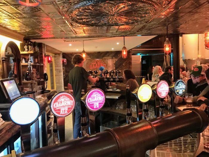 killarney brewing company bar 700x525 - The best craft beer in Killarney, Ireland