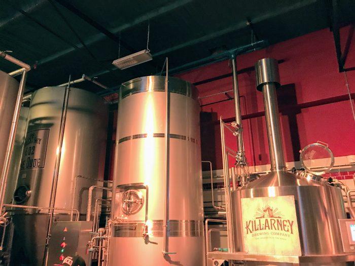 killarney brewing company brewery 700x525 - The best craft beer in Killarney, Ireland