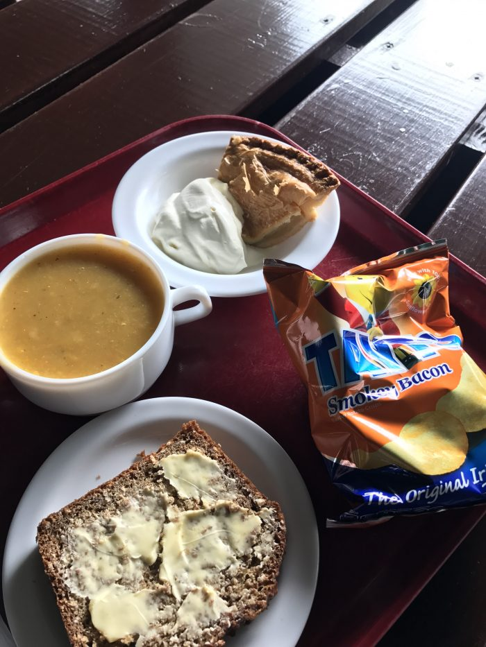 lord brandons cottage restaurant lunch 700x933 - The Gap of Dunloe & Killarney Lakes - Ireland at its most beautiful