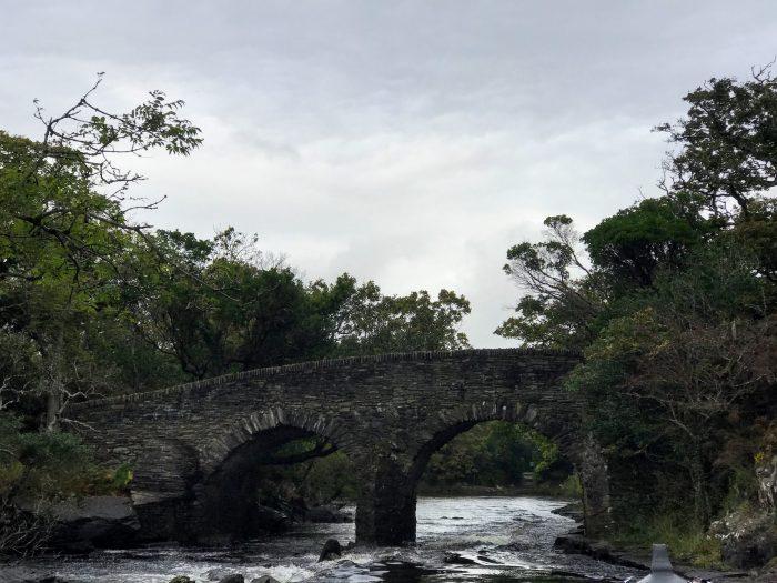 old weir bridge meeting of the waters 700x525 - The Gap of Dunloe & Killarney Lakes - Ireland at its most beautiful