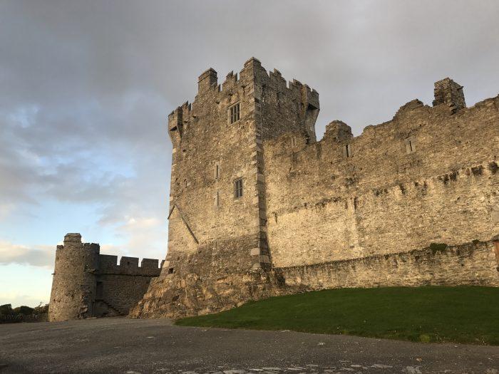 ross castle 700x525 - Ross Castle & Ross Island in Killarney, Ireland