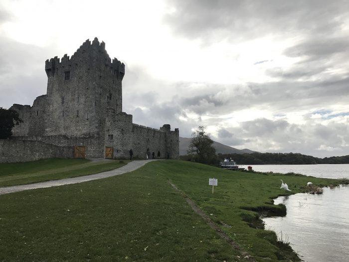 ross castle ross island 700x525 - Ross Castle & Ross Island in Killarney, Ireland