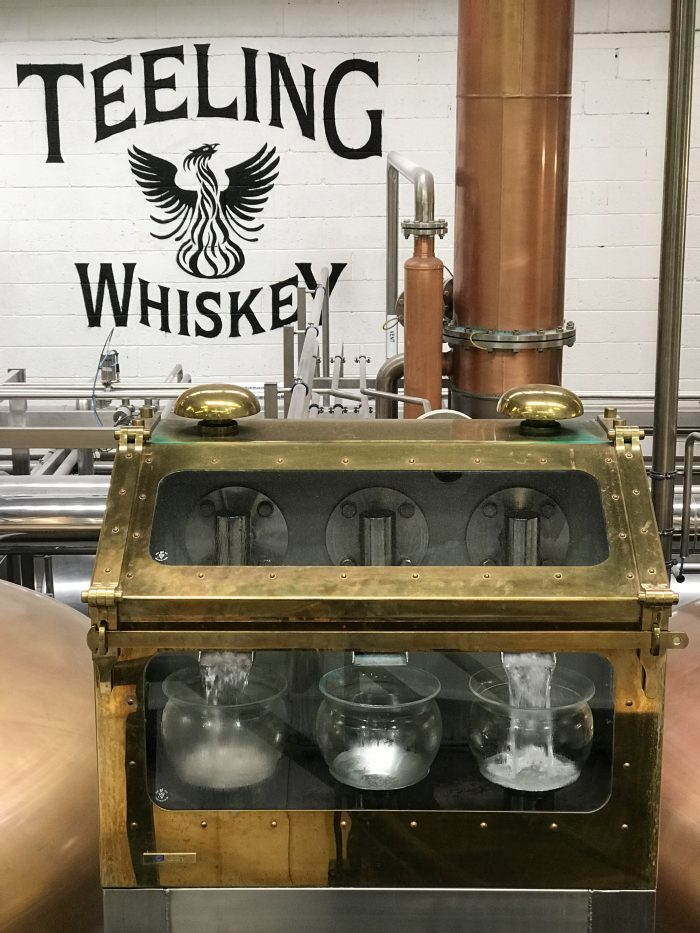 teeling whiskey distillery 700x933 - Teeling Distillery tour & tasting in Dublin, Ireland