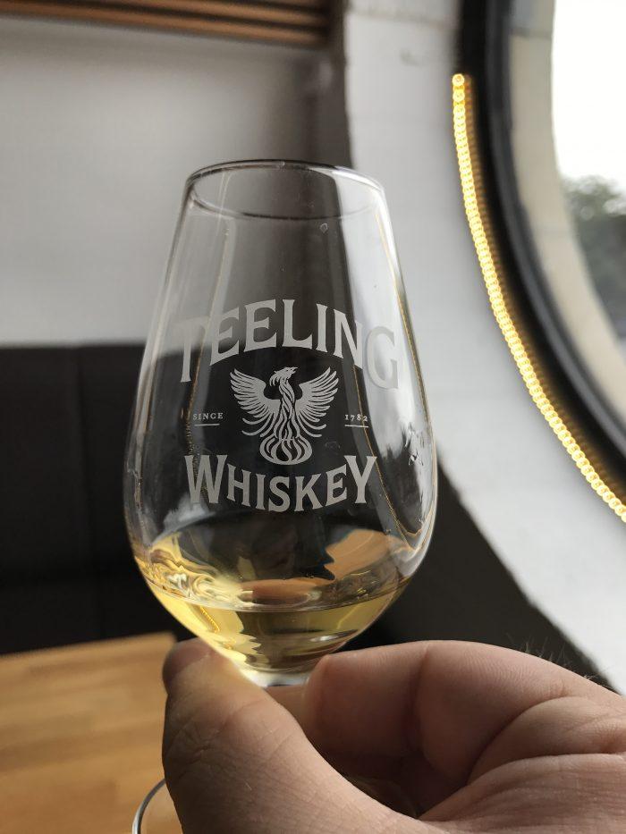 teeling whiskey tasting dublin 700x933 - Teeling Distillery tour & tasting in Dublin, Ireland