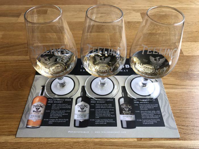 teelling whiskey distillery tasting dublin 700x525 - Teeling Distillery tour & tasting in Dublin, Ireland