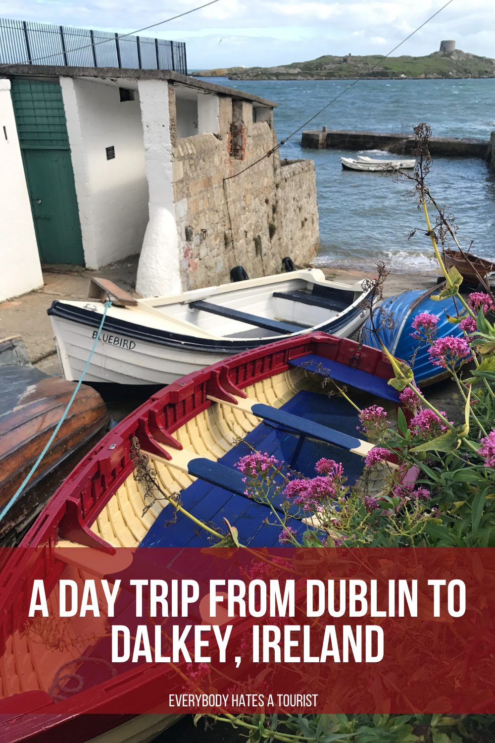A Day Trip from Dublin to Dalkey Ireland - A day trip from Dublin to Dalkey, Ireland