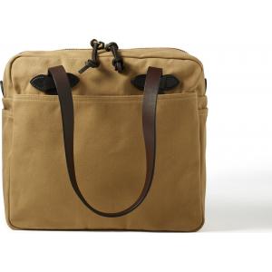 Filson 70261 Tote Bag with Zipper Dark Tan