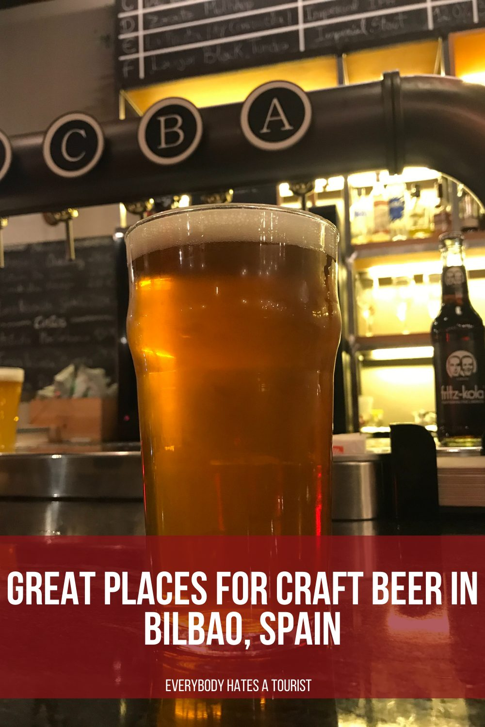 Great places for craft beer in Bilbao Spain - 4 great places for craft beer in Bilbao, Spain