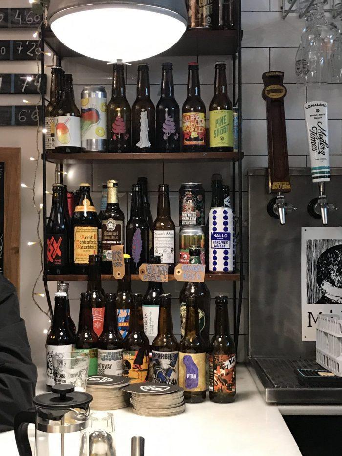 bihotz craft beer bar bilbao 700x933 - 4 great places for craft beer in Bilbao, Spain