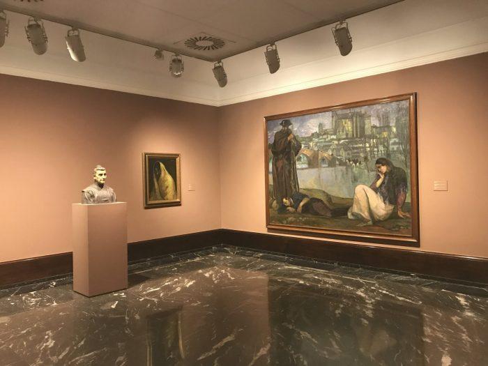 bilbao fine arts museum galleries 700x525 - Bilbao Fine Arts Museum