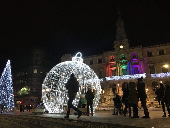 christmas bilbao holidays 700x525 - New Year's Eve in Bilbao, Spain