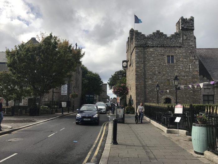 dalkey castle 700x525 - A day trip from Dublin to Dalkey, Ireland