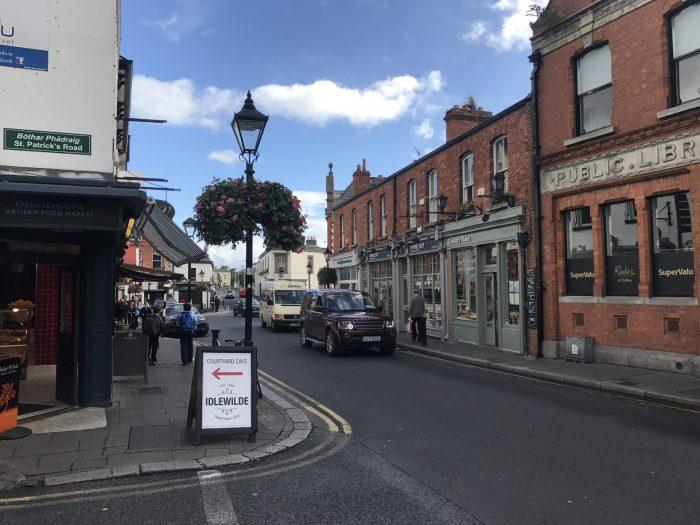 dalkey village centre 700x525 - A day trip from Dublin to Dalkey, Ireland
