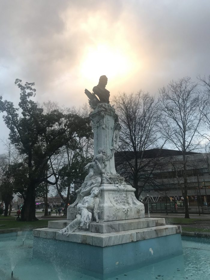 dona casilda iturrizar park fountain 700x933 - Bilbao Fine Arts Museum