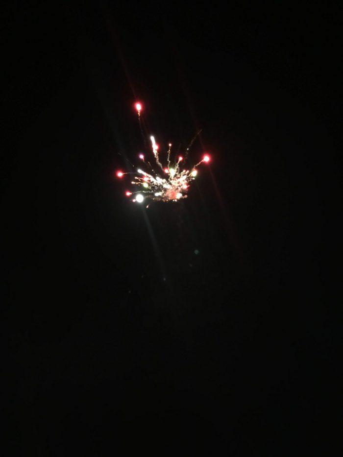 new years fireworks bilbao spain 700x933 - New Year's Eve in Bilbao, Spain