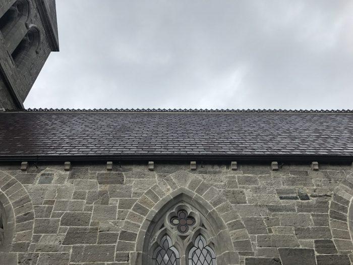 pearse lyons distillery church slate roof 700x525 - Pearse Lyons Distillery tour & tasting in Dublin, Ireland
