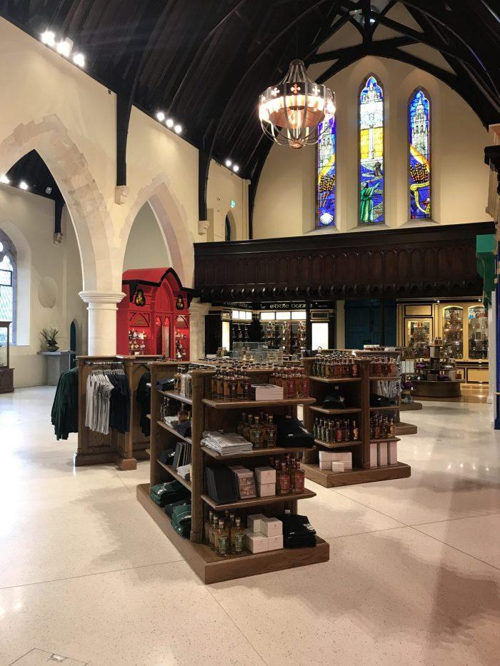 pearse lyons distillery st james church 700x933 - Pearse Lyons Distillery tour & tasting in Dublin, Ireland
