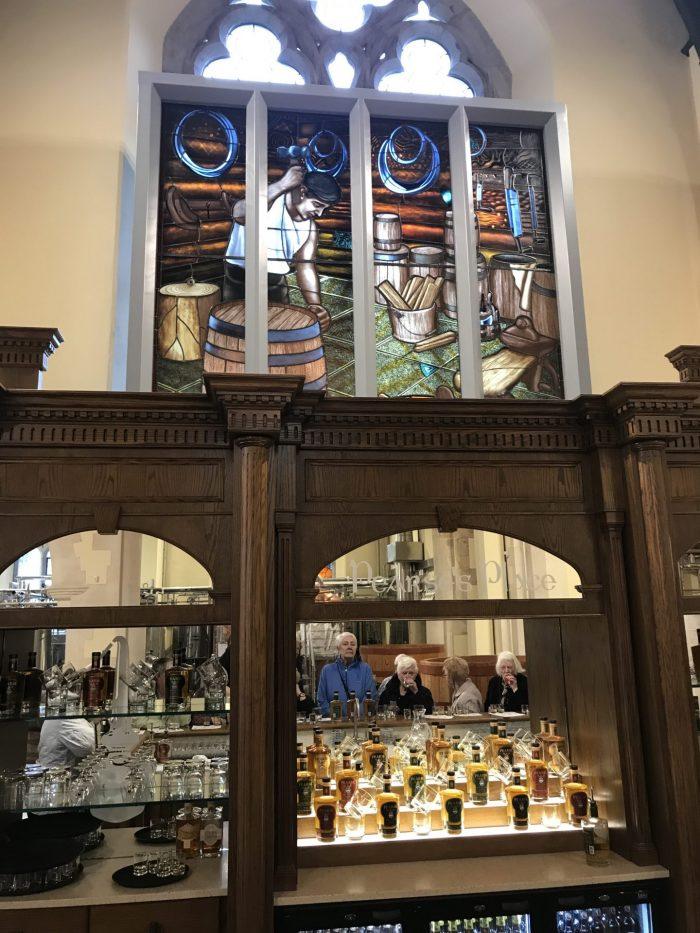 pearse lyons distillery tasting room 700x933 - Pearse Lyons Distillery tour & tasting in Dublin, Ireland