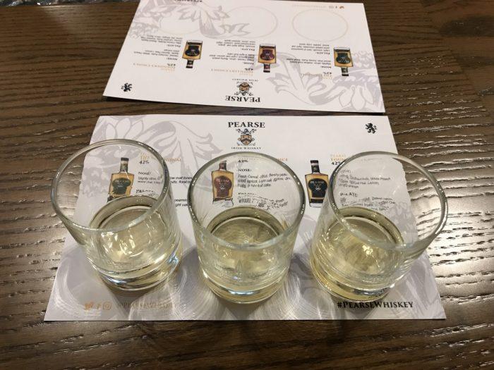 pearse lyons distillery whiskey tasting 700x525 - Pearse Lyons Distillery tour & tasting in Dublin, Ireland