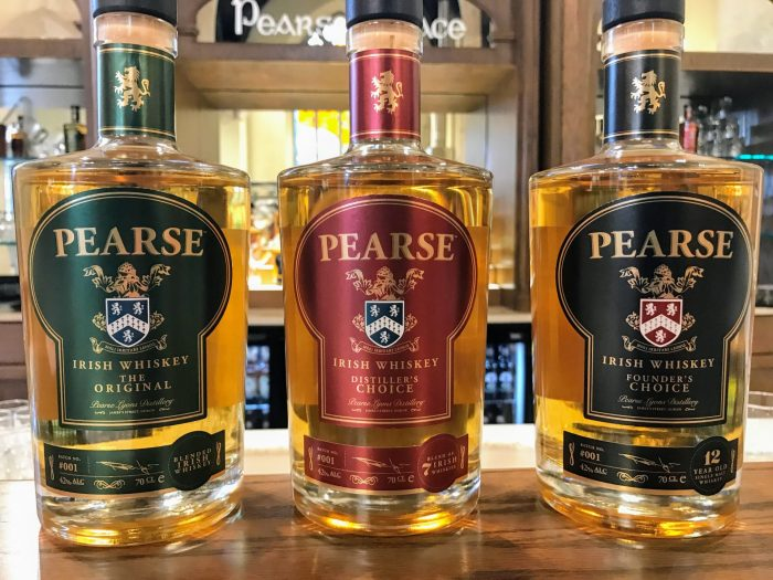 pearse lyons irish whiskey 700x525 - Pearse Lyons Distillery tour & tasting in Dublin, Ireland