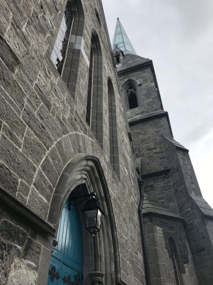 st james church distillery dublin 700x933 - Pearse Lyons Distillery tour & tasting in Dublin, Ireland
