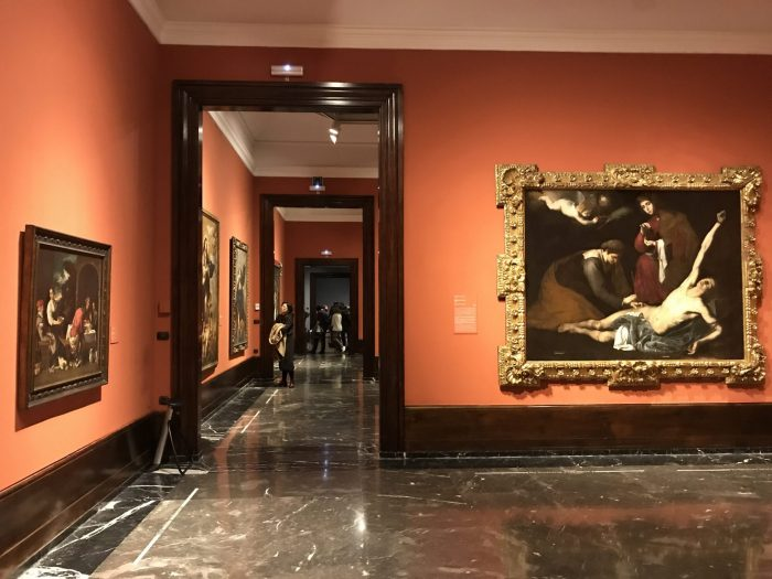 st sebastian cured by the holy women jose de ribera bilbao fine arts museum 700x525 - Bilbao Fine Arts Museum