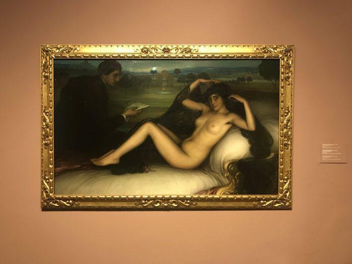 venus of poetry julio romero de torres 700x525 - Bilbao Fine Arts Museum