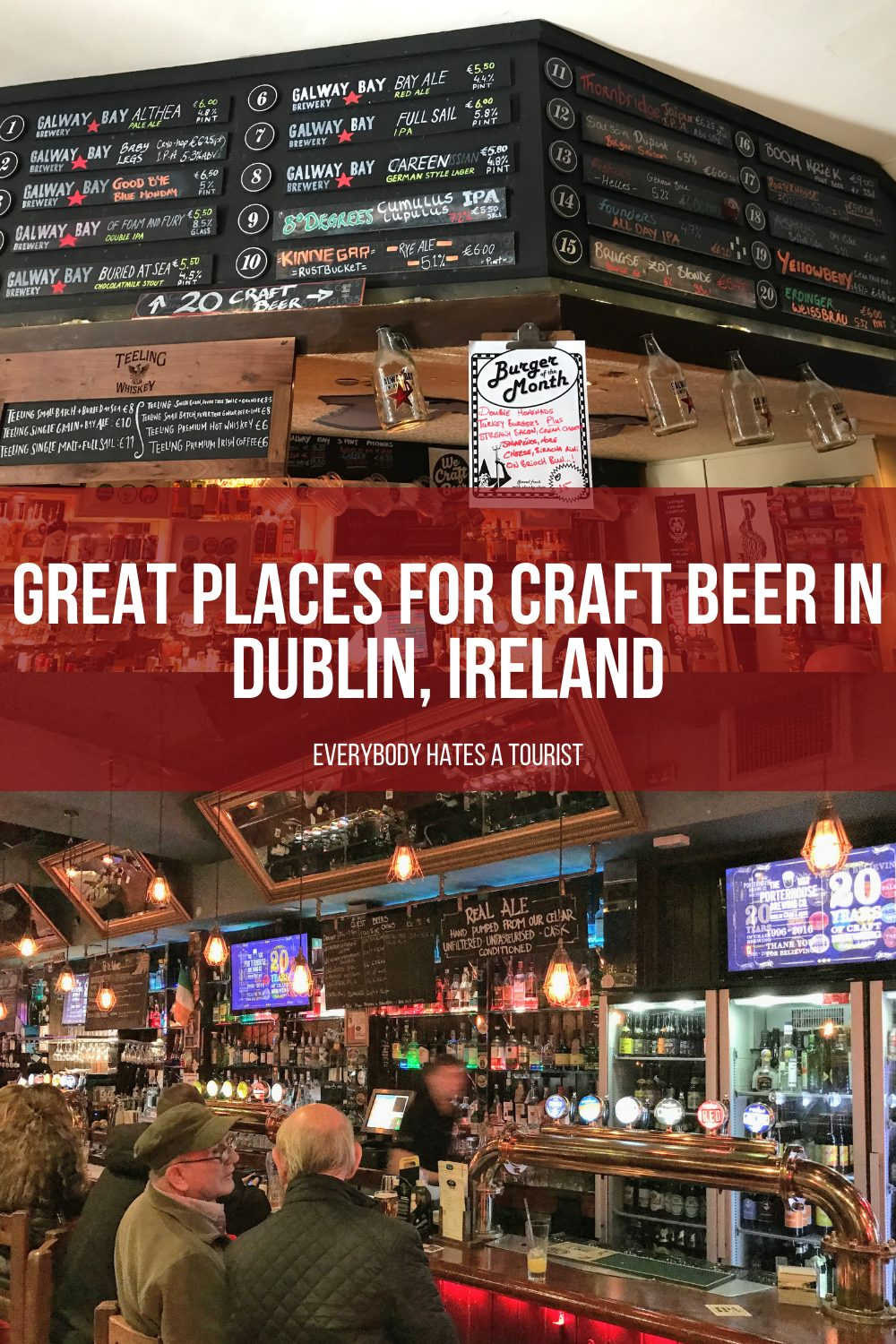 19 great places for craft beer in Dublin Ireland - 19 great places for craft beer in Dublin, Ireland