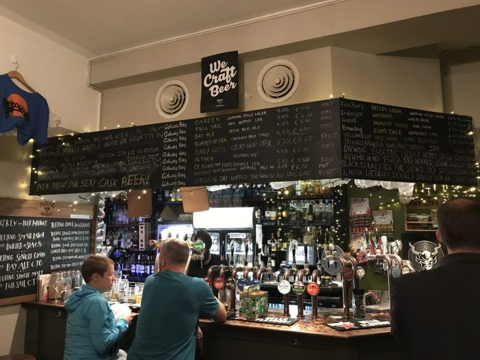 black sheep dublin craft beer 700x525 - 19 great places for craft beer in Dublin, Ireland