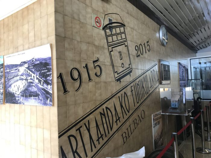 funicular de artxanda history bilbao 700x525 - Funicular de Artxanda in Bilbao, Spain