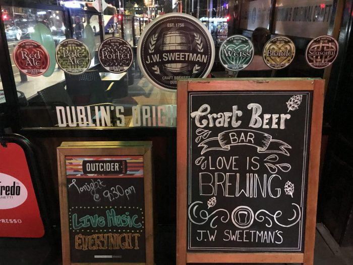 jw sweetman dublin craft beer 700x525 - 19 great places for craft beer in Dublin, Ireland