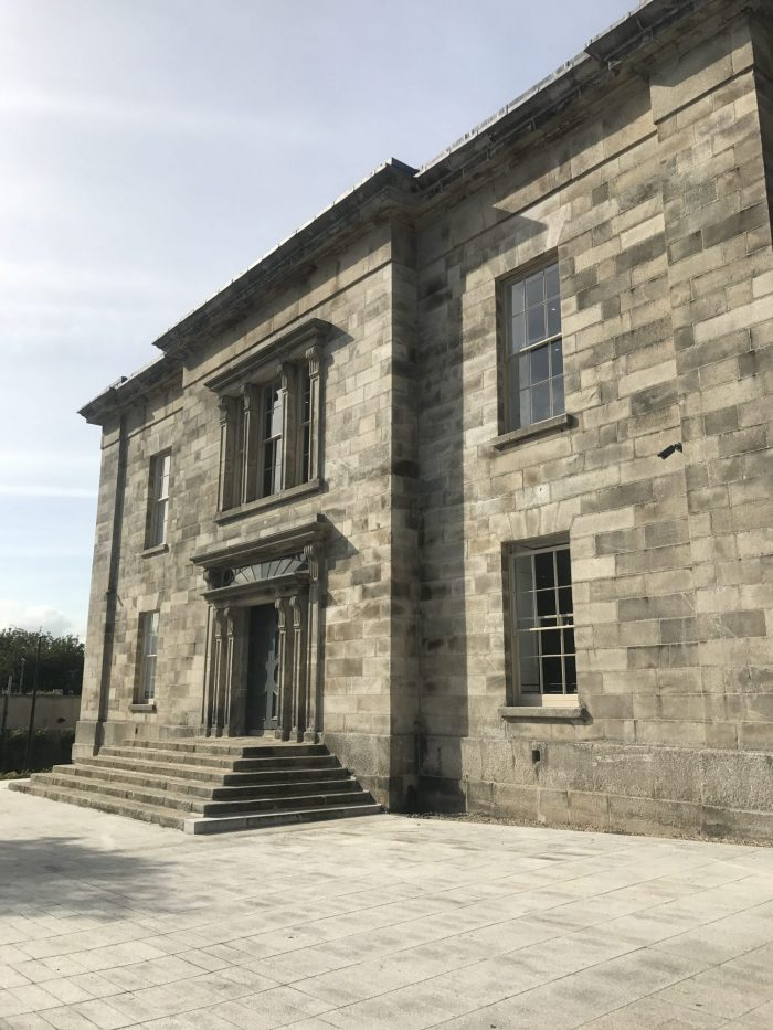 kilmainham courthouse dublin 700x933 - Kilmainham Gaol - Dublin, Ireland's famous prison & historic site
