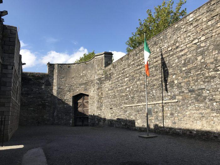 kilmainham gaol stonebreakers yard executions 700x525 - Kilmainham Gaol - Dublin, Ireland's famous prison & historic site