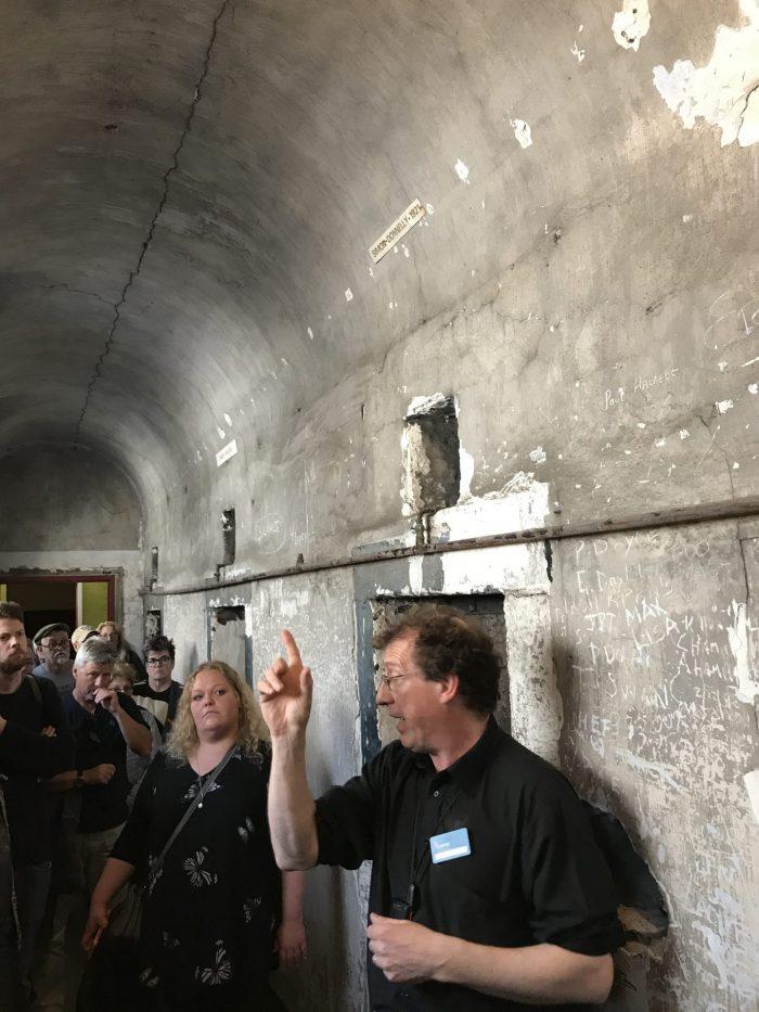 kilmainham gaol tour 700x933 - Kilmainham Gaol - Dublin, Ireland's famous prison & historic site