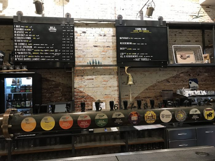 mala gissona beer house san sebastian craft beer 700x525 - 12 great places for craft beer in San Sebastián, Spain