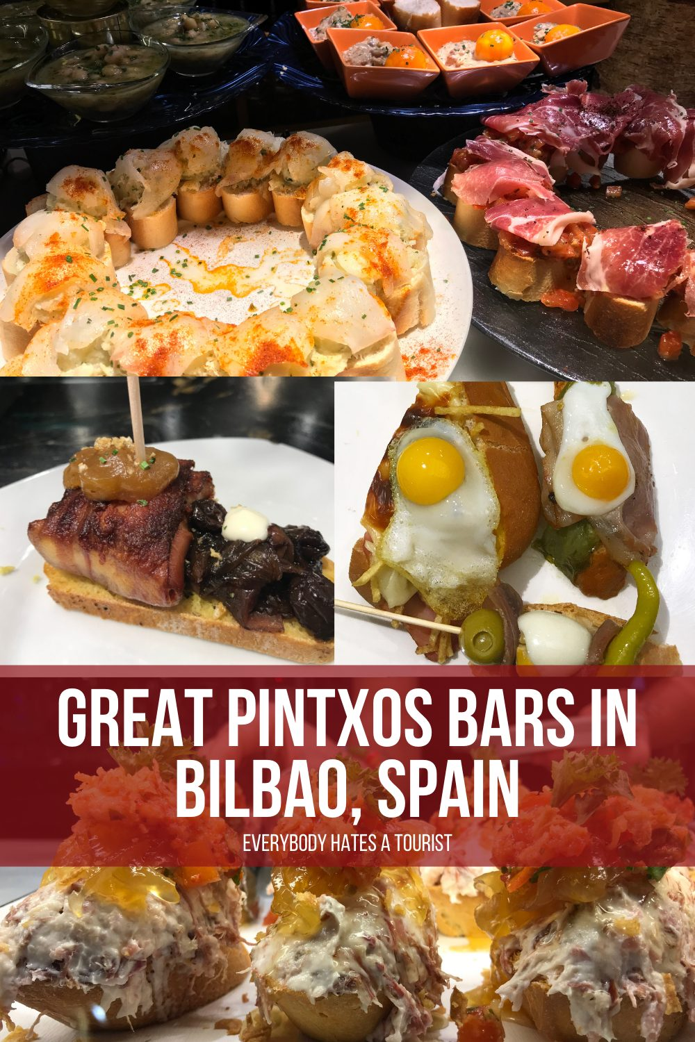 Great pintxos bars in Bilbao Spain - 15 great pintxos bars in Bilbao, Spain