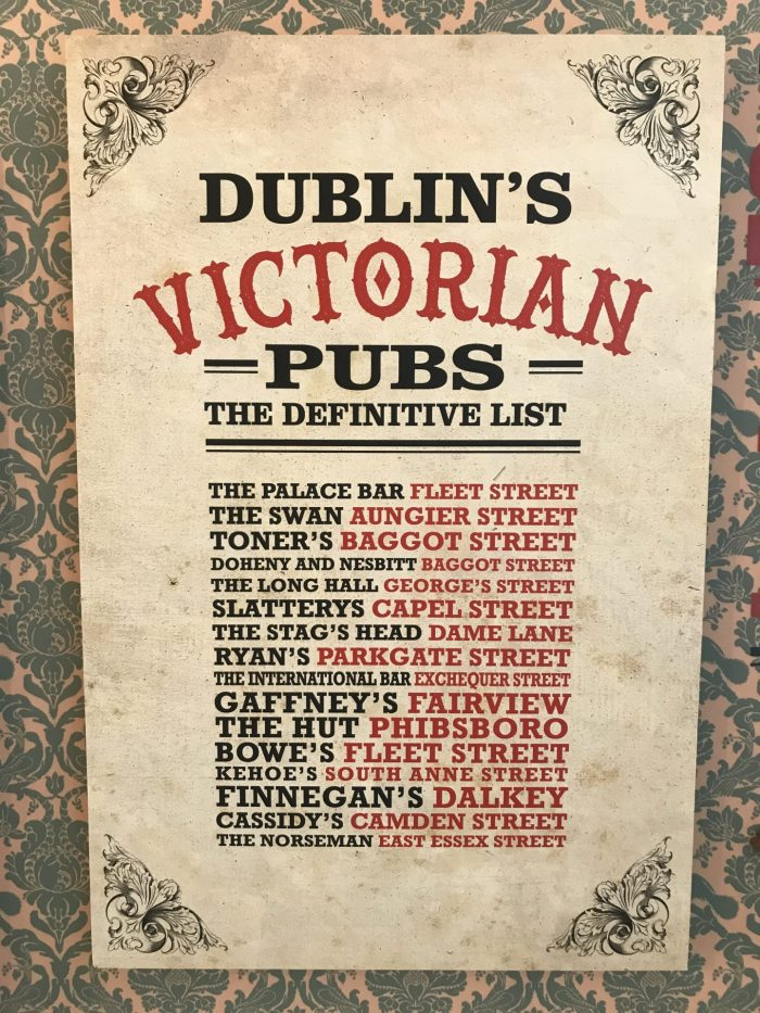 dublin victorian pubs 700x933 - The 16 Victorian pubs in Dublin, Ireland