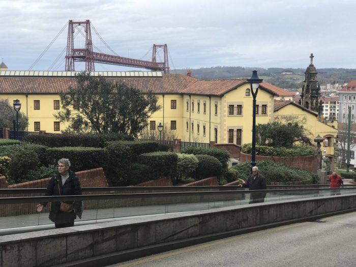 portugalete spain 700x525 - The historic Vizcaya Bridge in Bilbao, Spain
