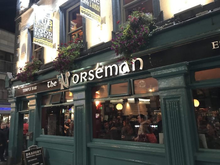 the norseman dublin victorian pub 700x525 - The 16 Victorian pubs in Dublin, Ireland