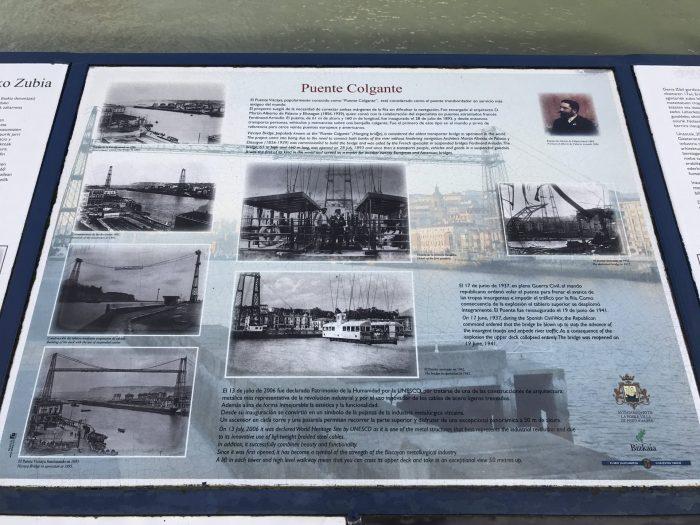 vizcaya bridge history 700x525 - The historic Vizcaya Bridge in Bilbao, Spain